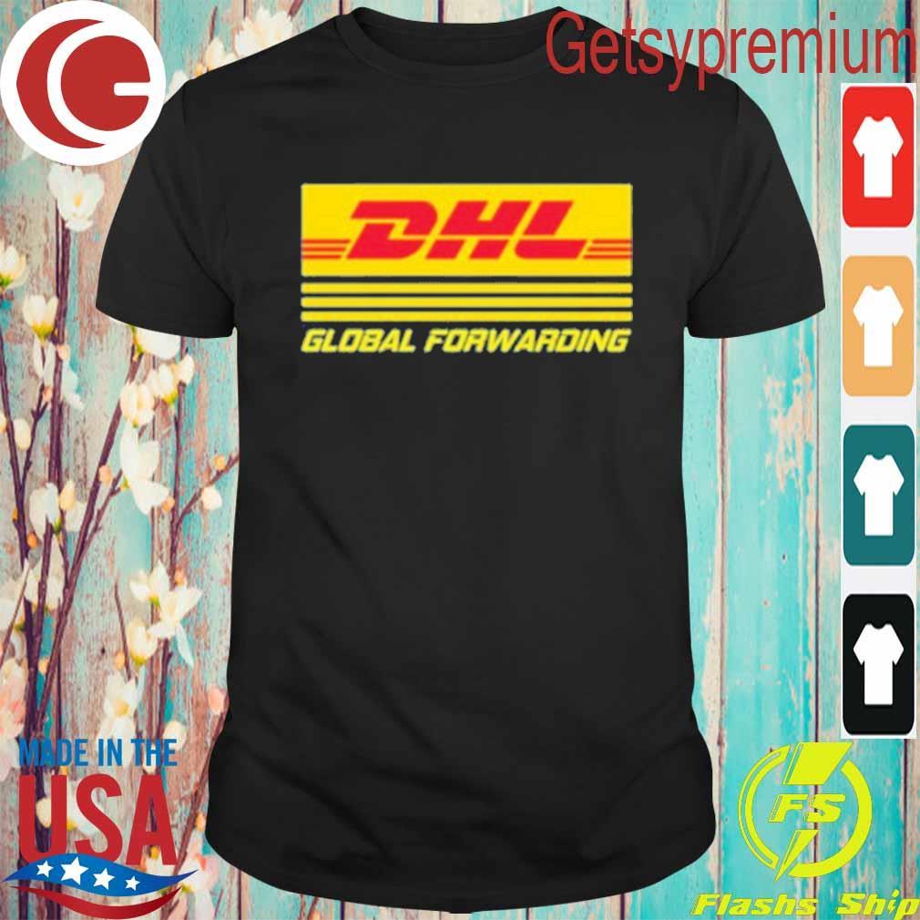 #443433 Dhl Global Forwarding T-shirt