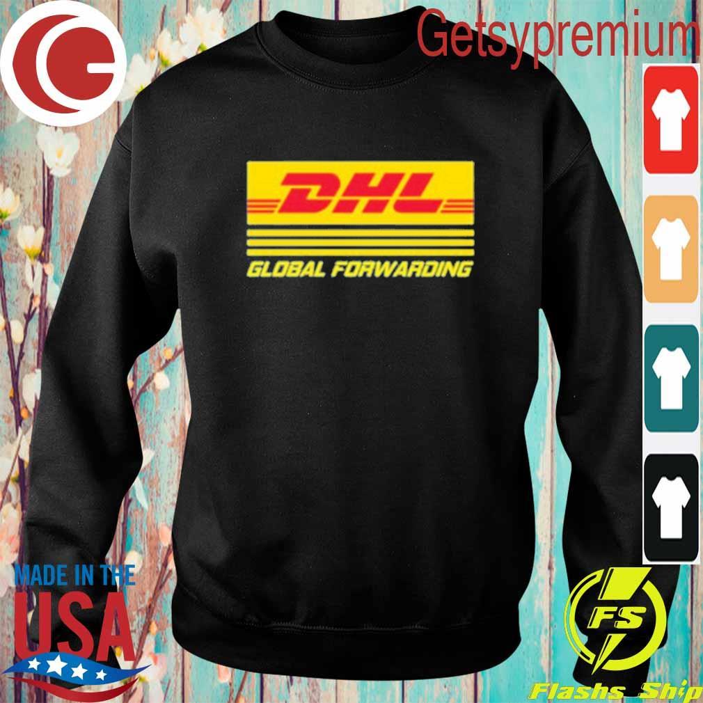 #443433 Dhl Global Forwarding T-s Sweatshirt