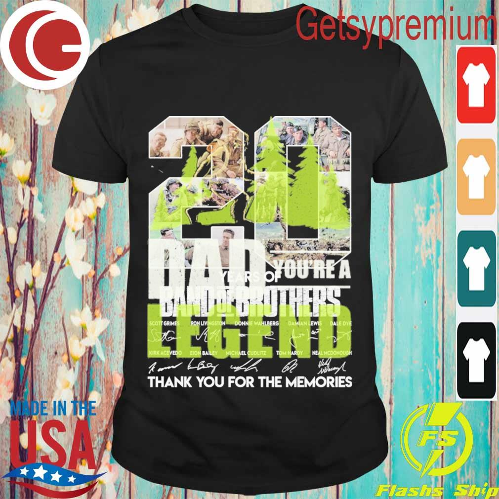 Bigfoot Dad you're a legend shirt