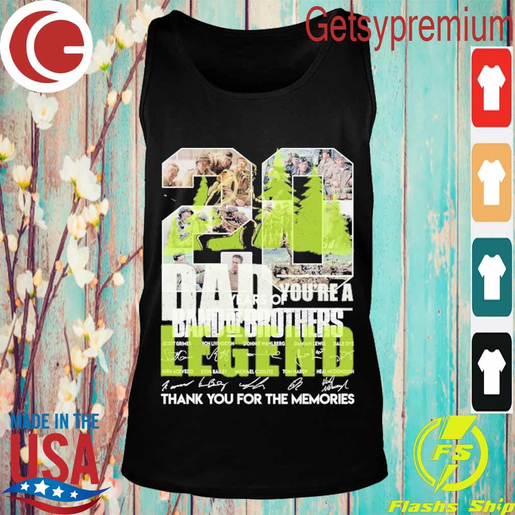 Bigfoot Dad you're a legend s Tank top