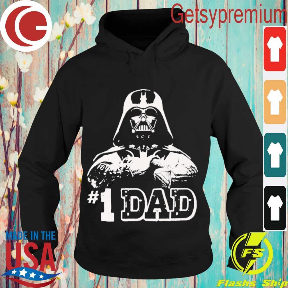 Darth Vader # 1 Dad s Hoodie