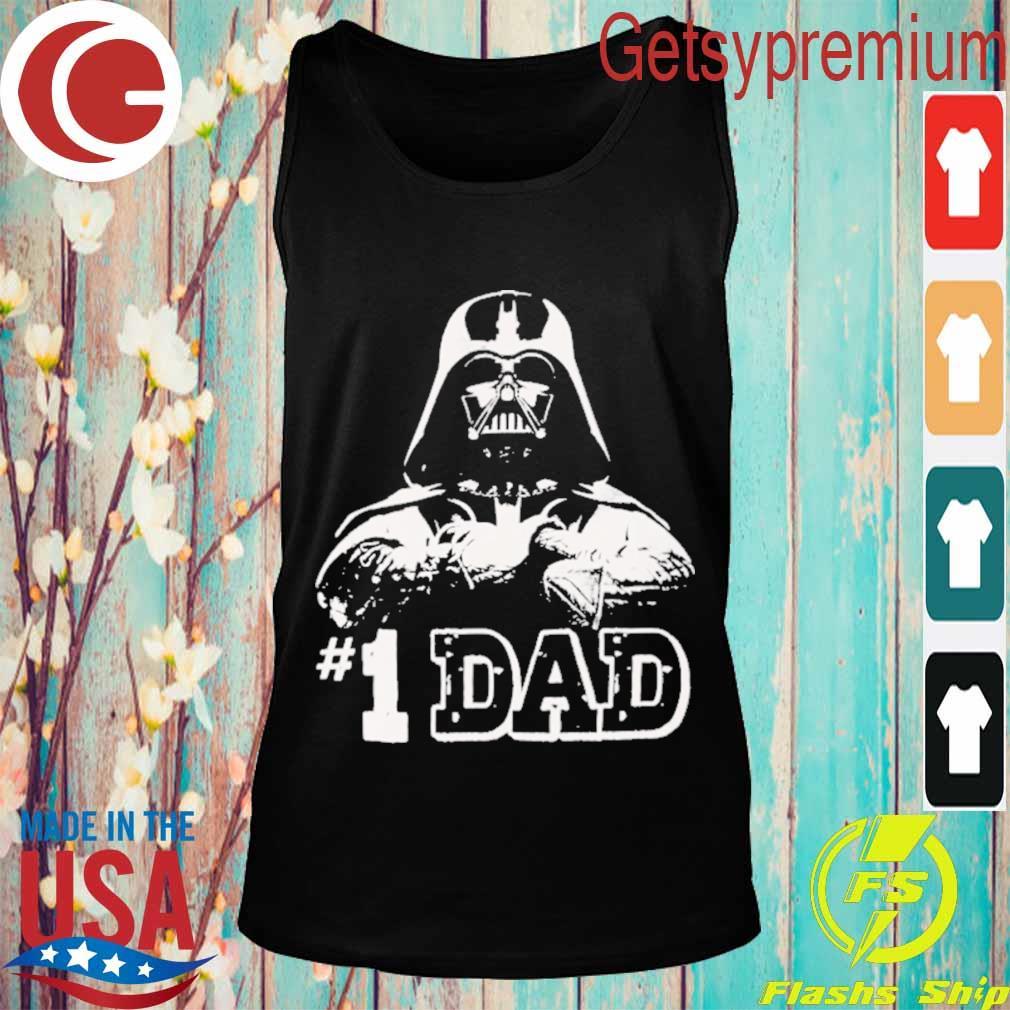 Darth Vader # 1 Dad s Tank top