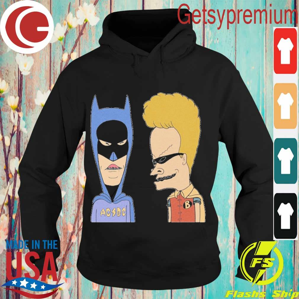 BEAVIS AND BUTTHEAD HEROES COSTUME s Hoodie