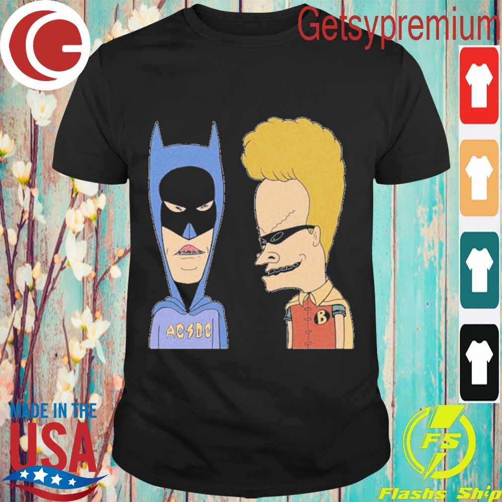 BEAVIS AND BUTTHEAD HEROES COSTUME shirt