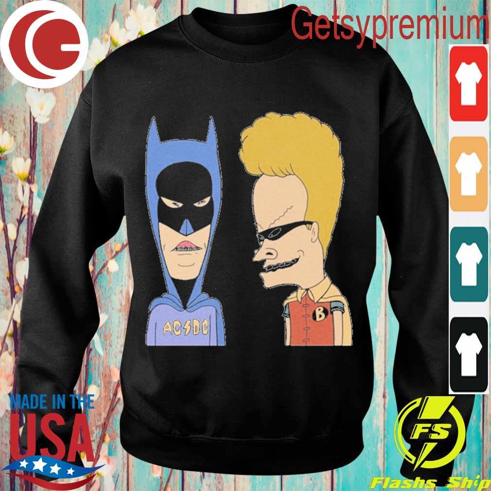 BEAVIS AND BUTTHEAD HEROES COSTUME s Sweatshirt