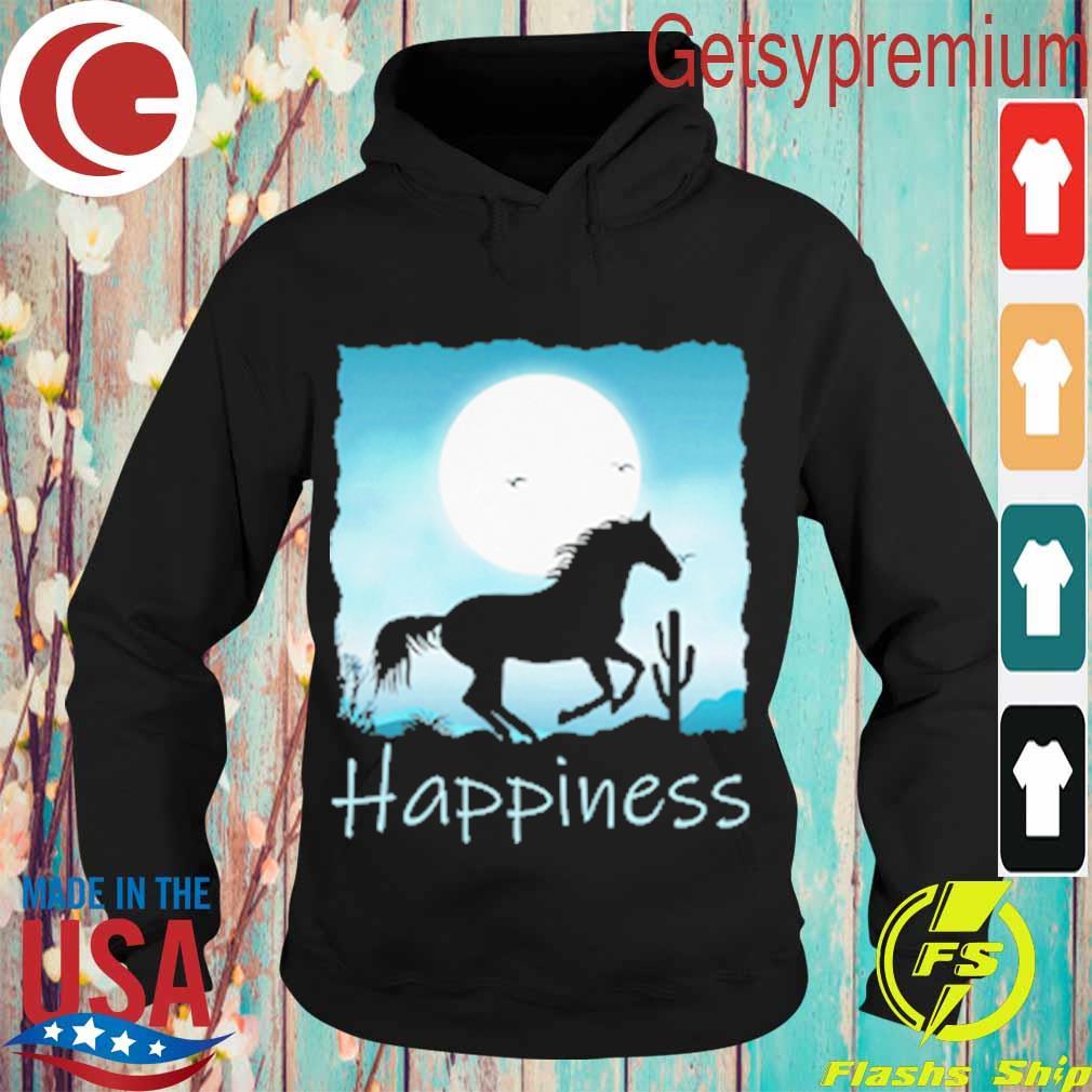 Horse moon Happiness s Hoodie