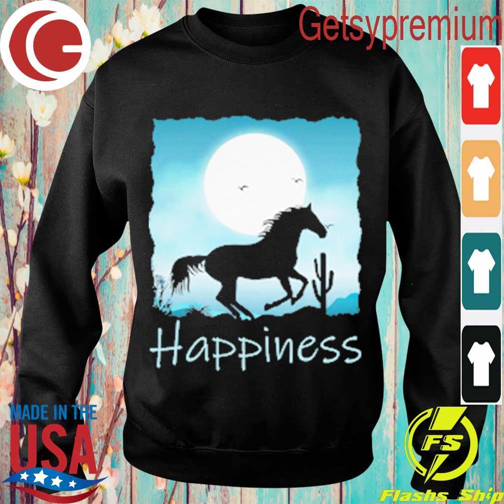 Horse moon Happiness s Sweatshirt
