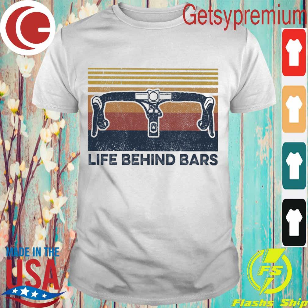 Life Behind Bars vintage shirt