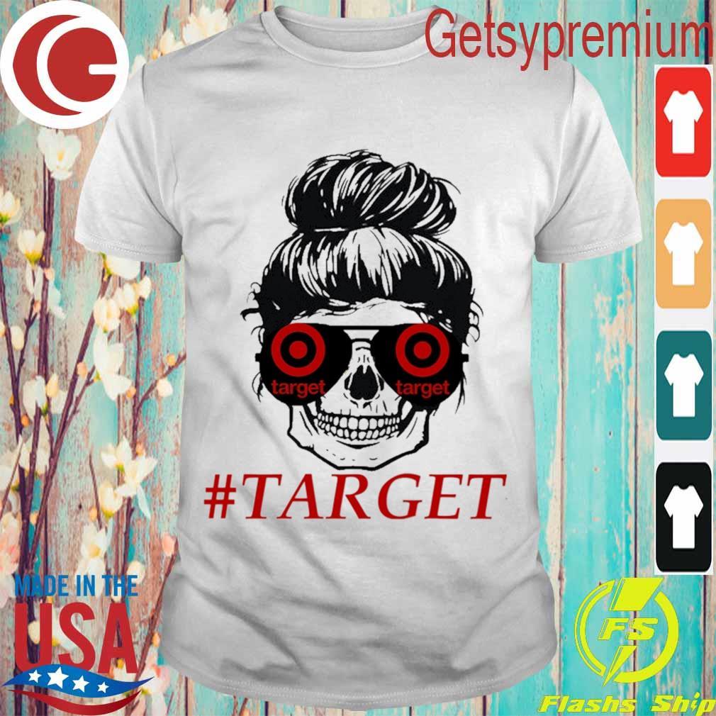 Mom life skull #Target shirt