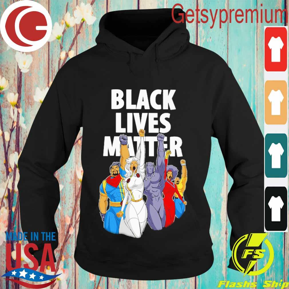 X-men strong black live matter s Hoodie