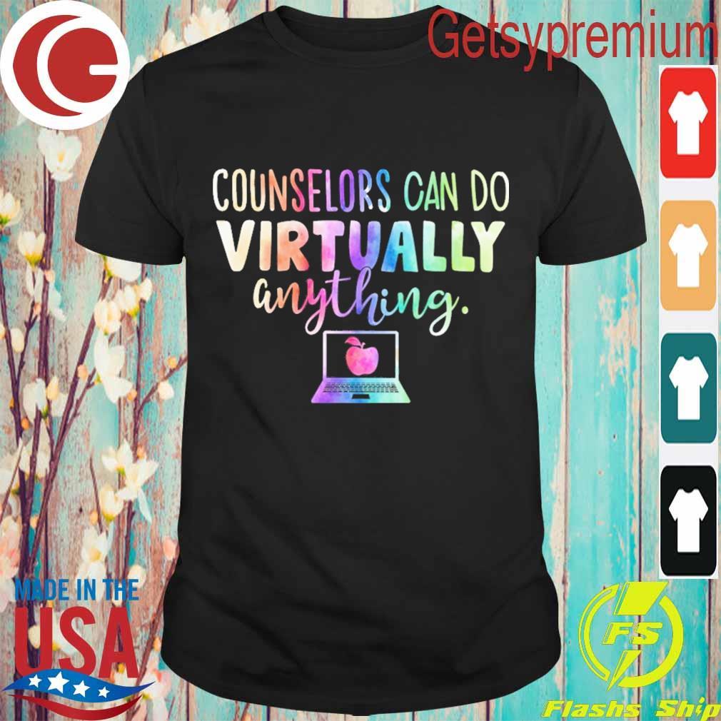 Counselors can do Virtually anything shirt