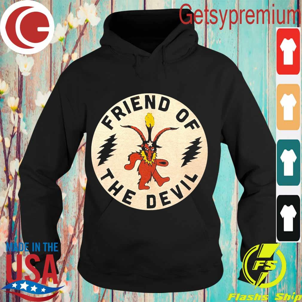 Grateful Dead Friend Of The Devil s Hoodie
