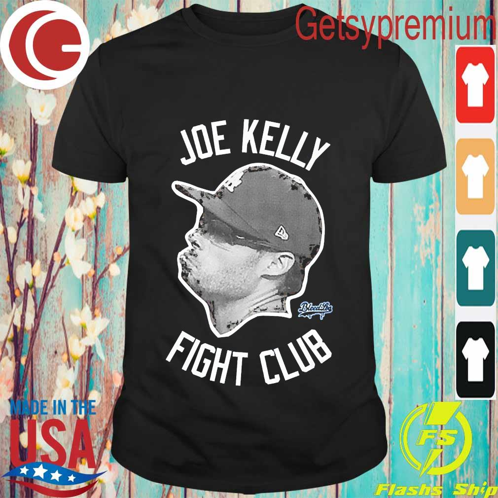 Joe Kelly fight club shirt