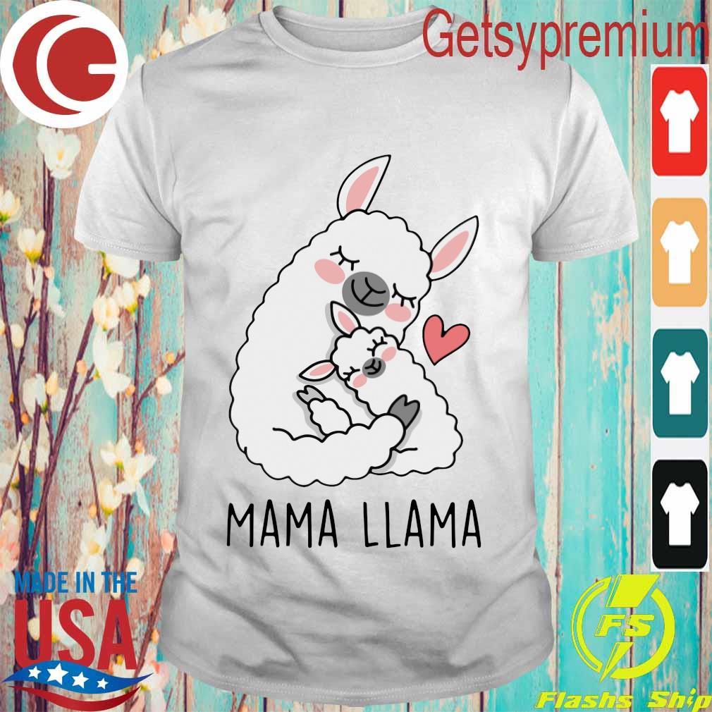Mama Llama Happy shirt