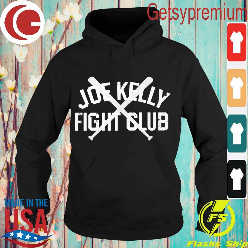 Official Joe Kelly fight club s Hoodie