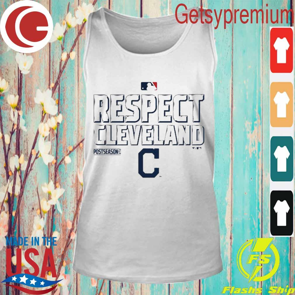 Respect Cleveland s Tank Top
