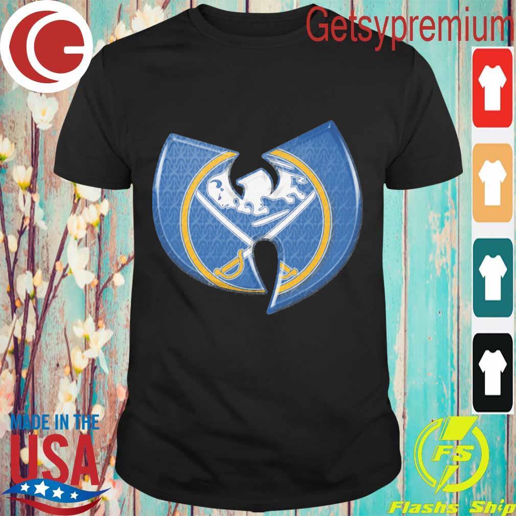 Wu tang Buffalo Sabres shirt
