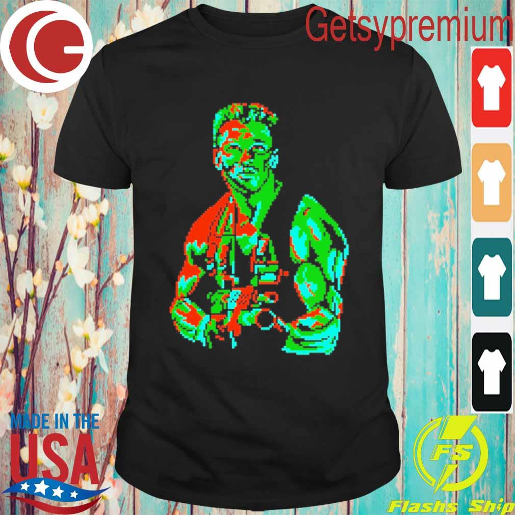 Arnold Schwarzenegger Christmas shirt