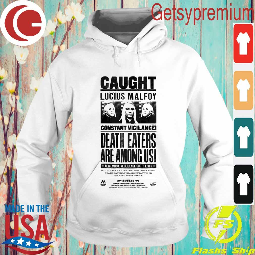 Kids Harry Potter Lucius Malfoy Caught Poster s Hoodie