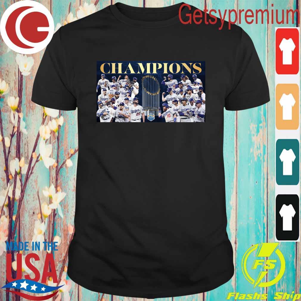 LA Champions World 2020 Double shirt
