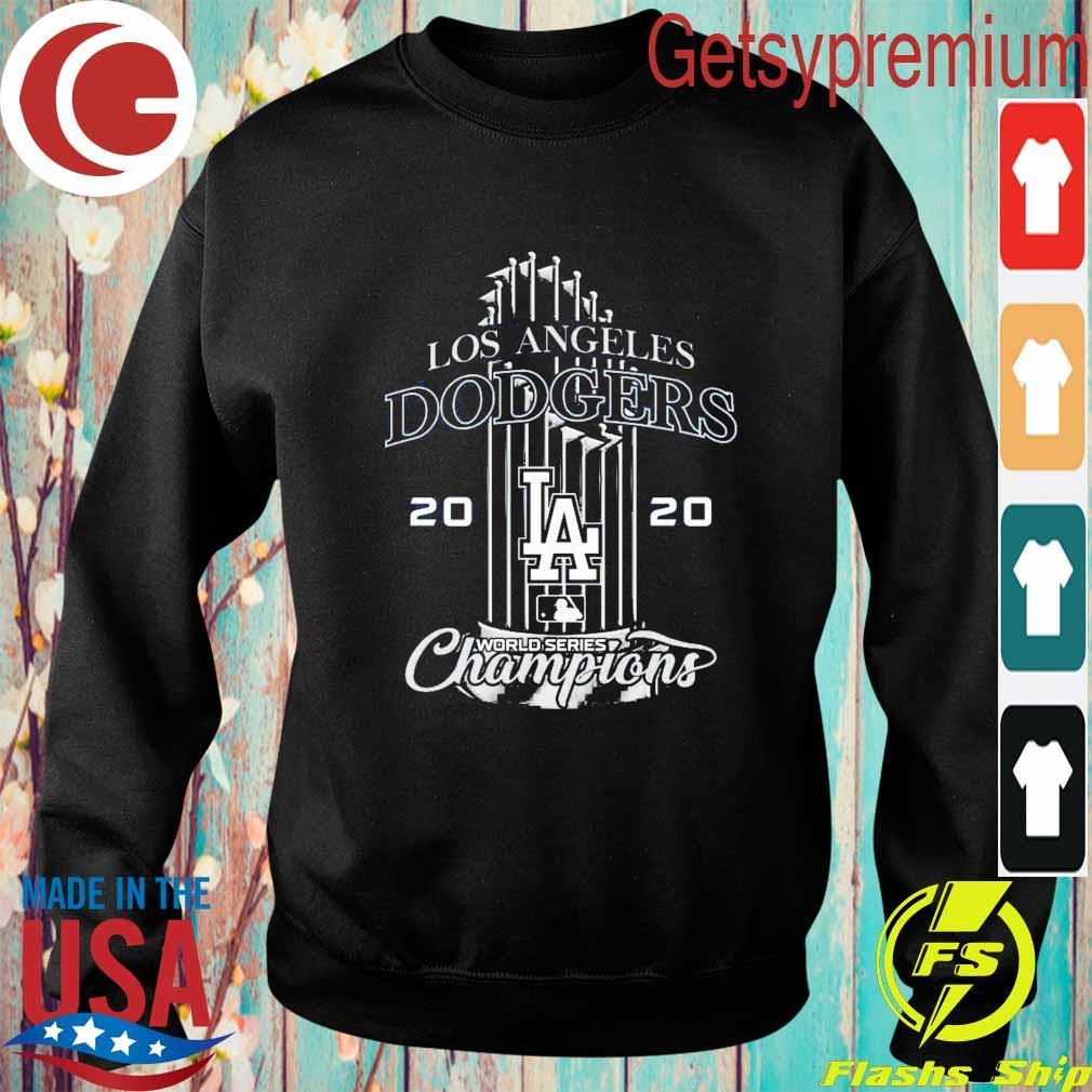 Los Angeles Dodgers 2020 World Series Champion s Sweatshirt