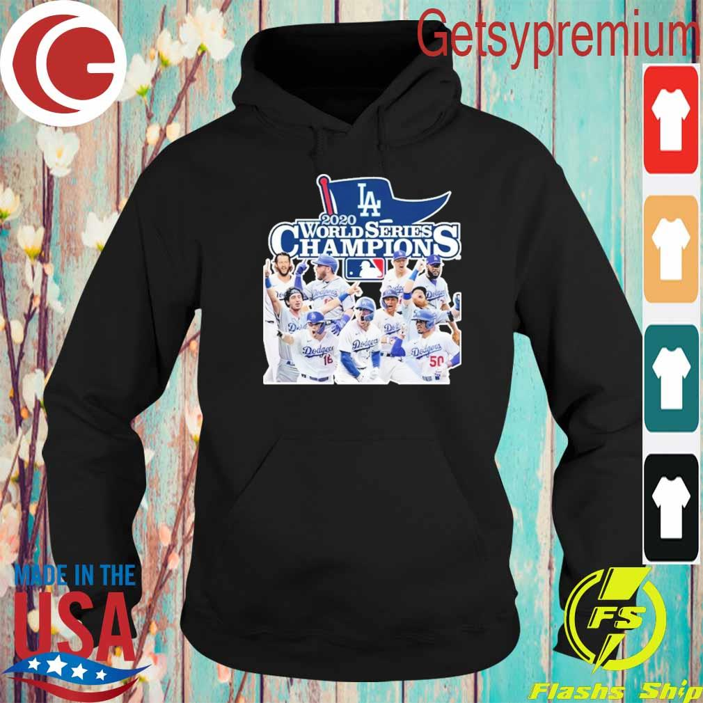 Los Angeles Dodgers 2020 World Series Champions s Hoodie