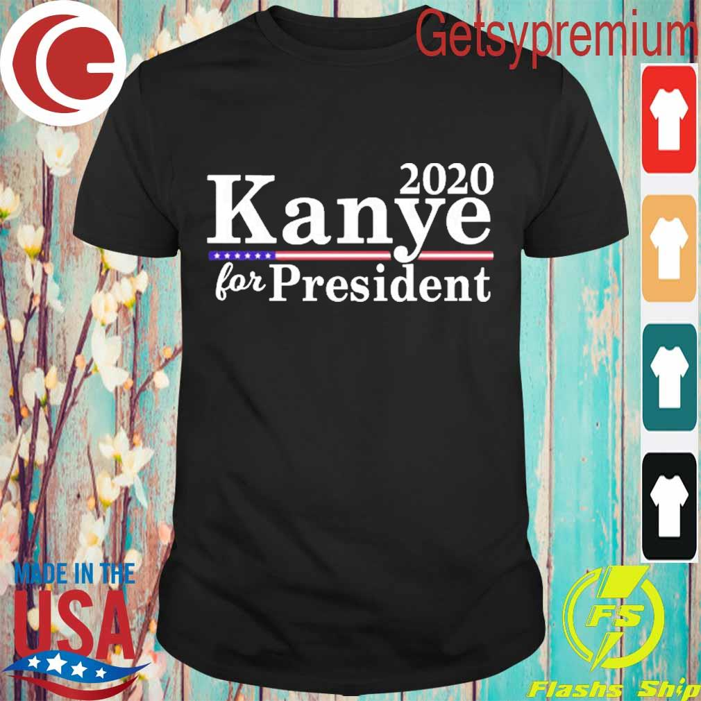 Wild Bobby 2020 Kanye for President Vote Campaign Mens Political Long Sleeve shirt