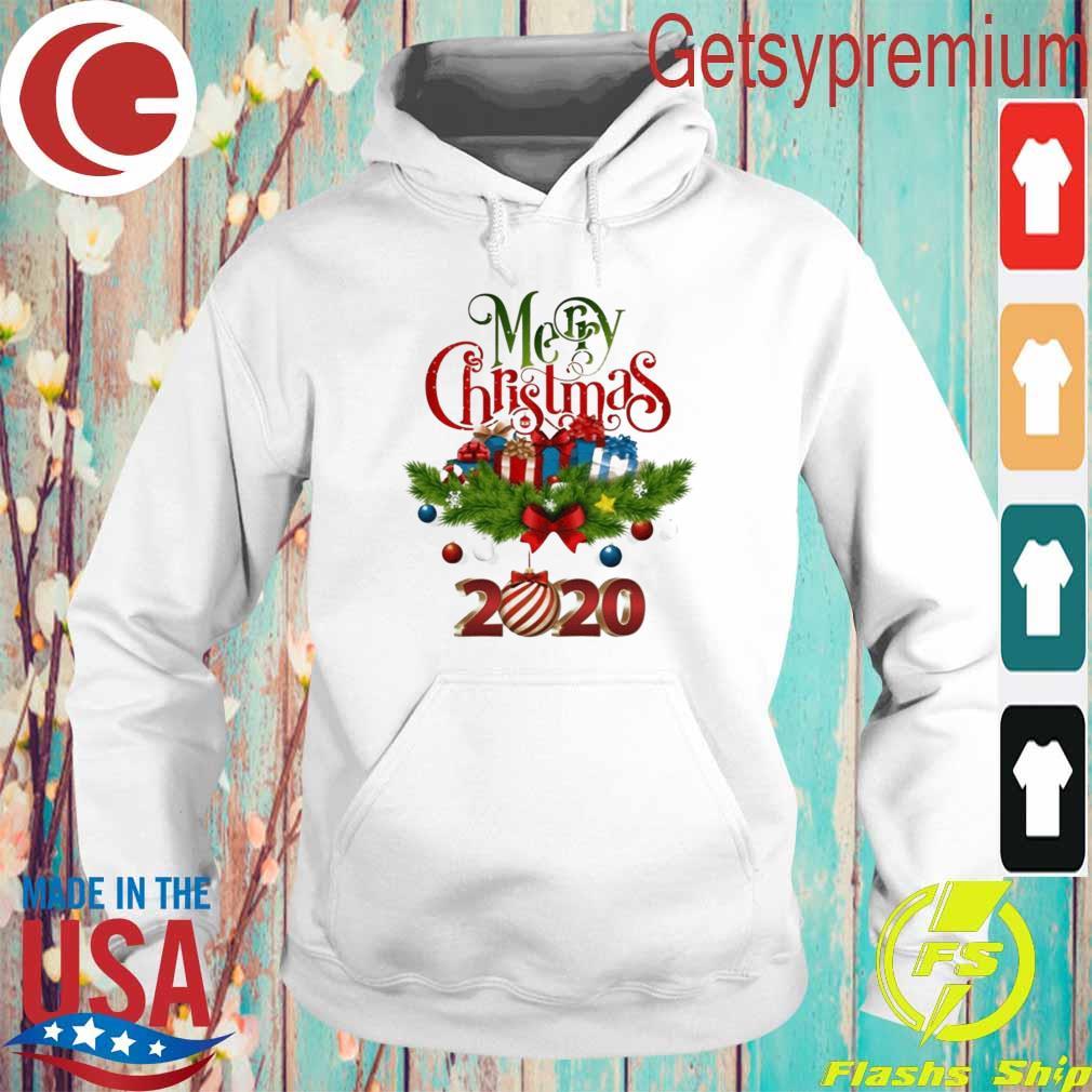 2020 Merry Christmas New s Hoodie