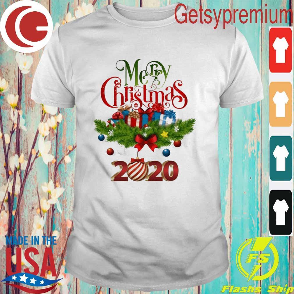 2020 Merry Christmas New shirt