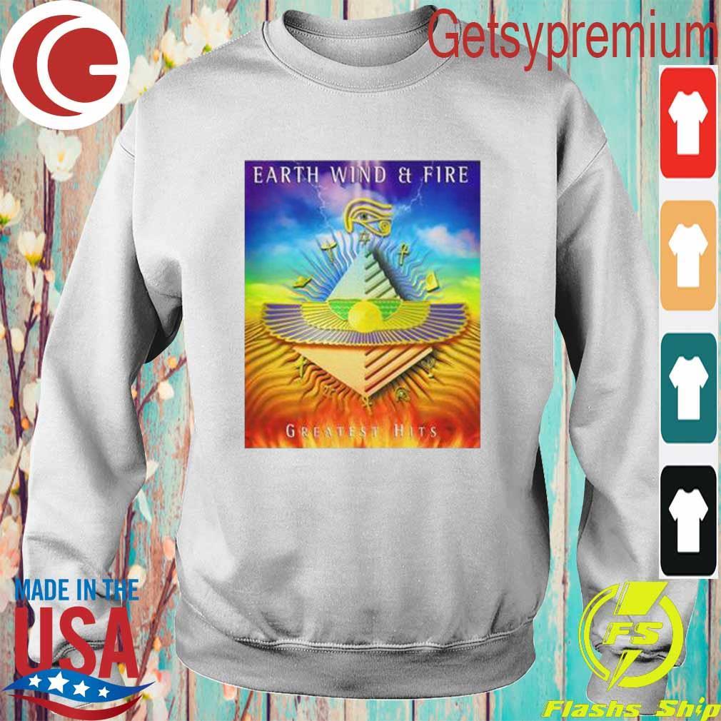 Earth Wind & Fire Greatest Hits s Sweatshirt