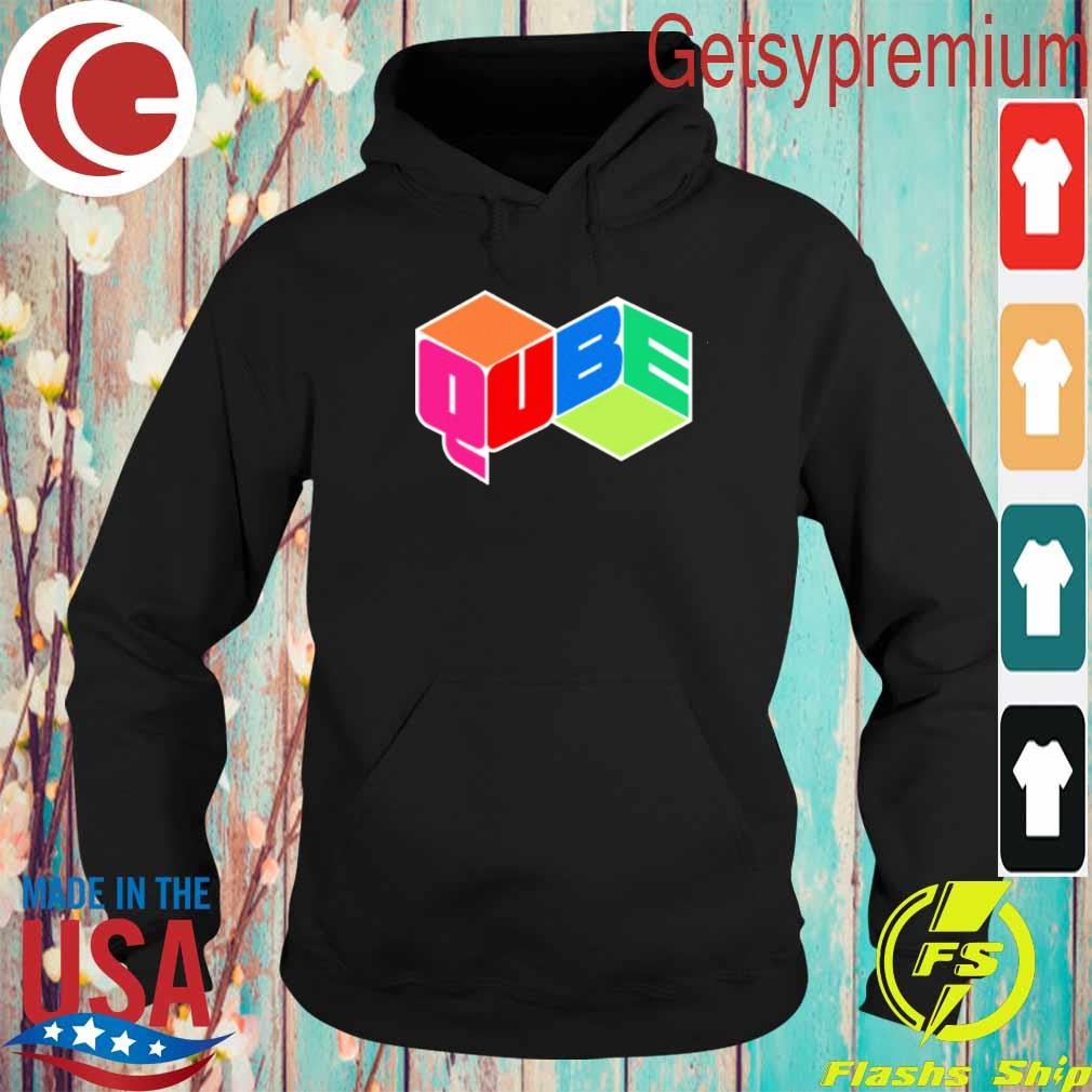 Official qube cable tv t-s Hoodie